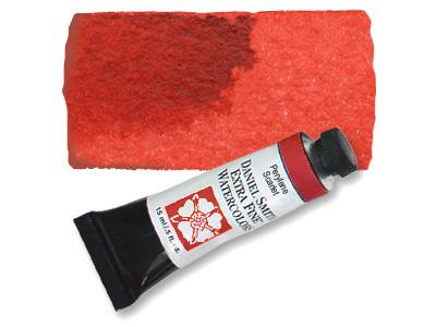 DANIEL SMITH S3 WATERCOLOUR 15ML 076 PERYLENE SCARLET 1