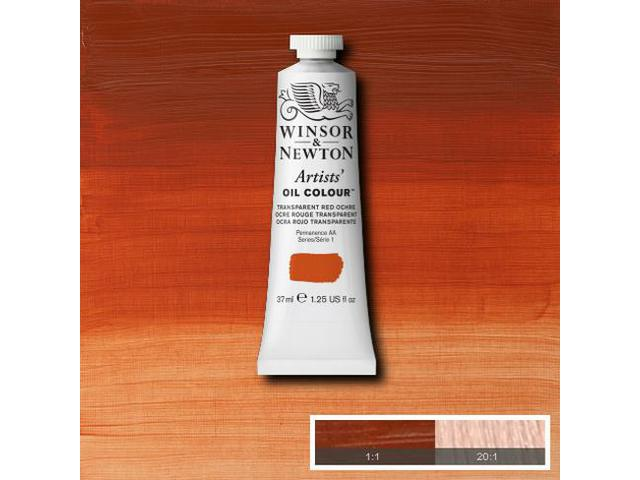W&N OLIEVERF 37ML S1 644 TITANIUM WHITE