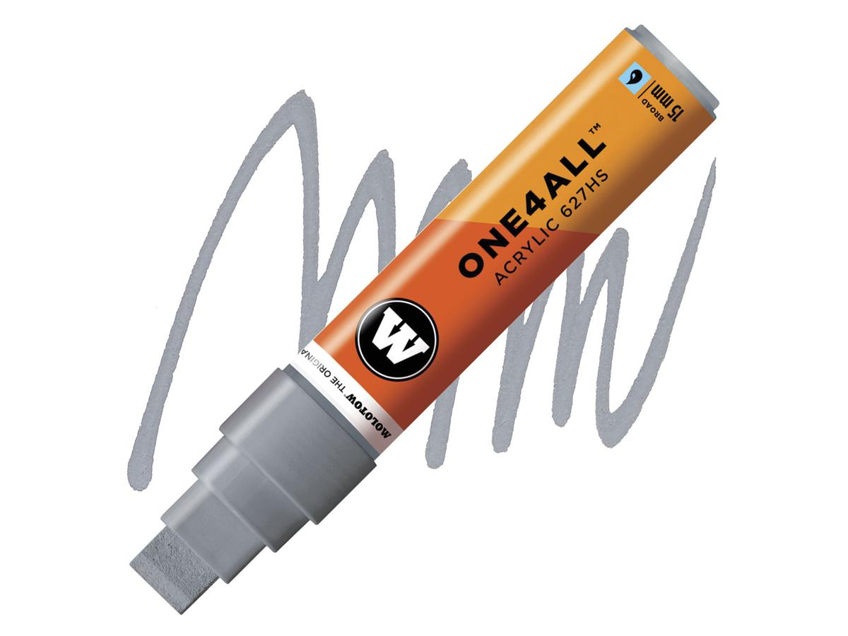 MOLOTOW ONE4ALL MARKER 627HS 15MM CERAMIC LIGHT PASTEL