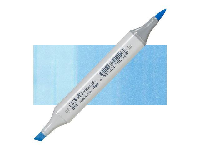 COPIC SKETCH MARKER PEACOCK BLUE COB06