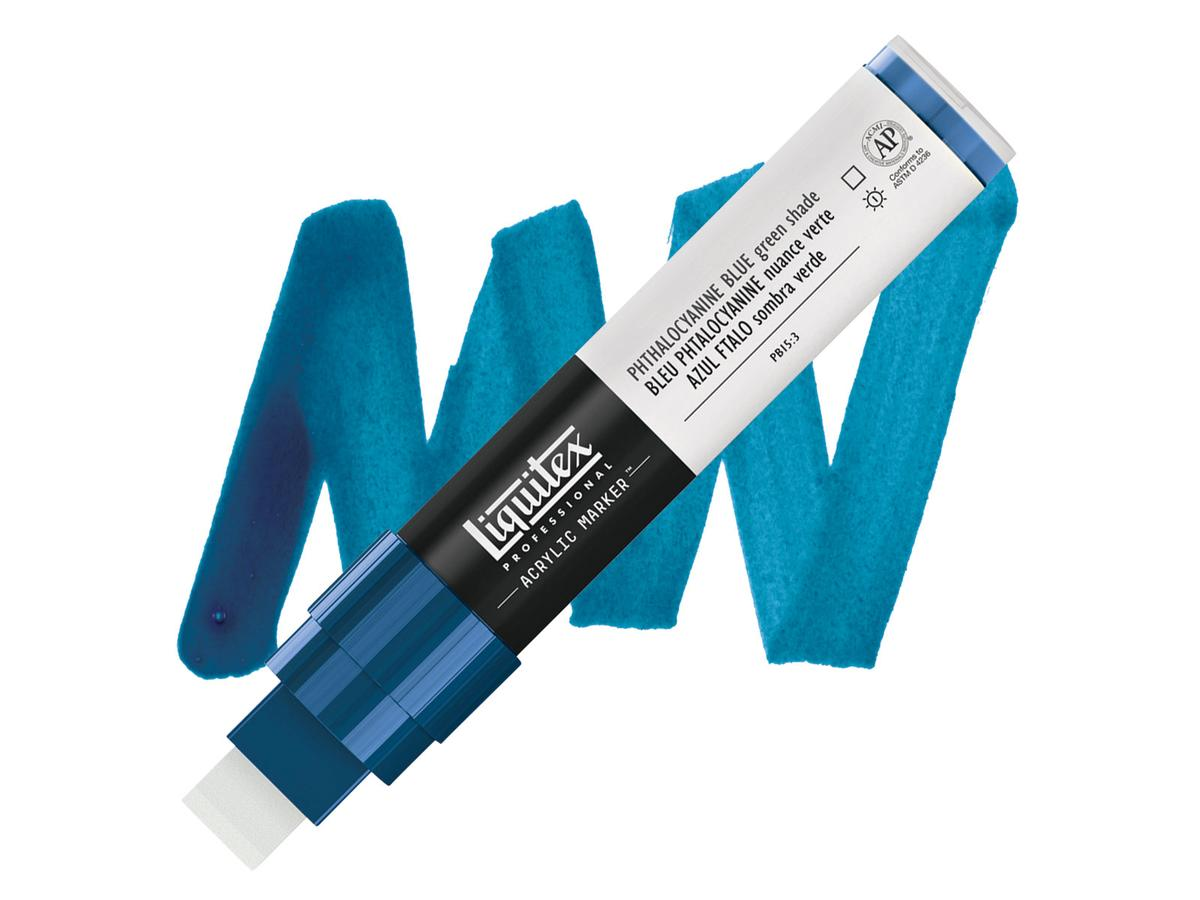 LIQUITEX PAINTMARKER 0311 15MM CADMIUM RED DEEP HUE
