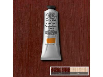 AAC ACRYLVERF 60ML S1 BURNT UMBER