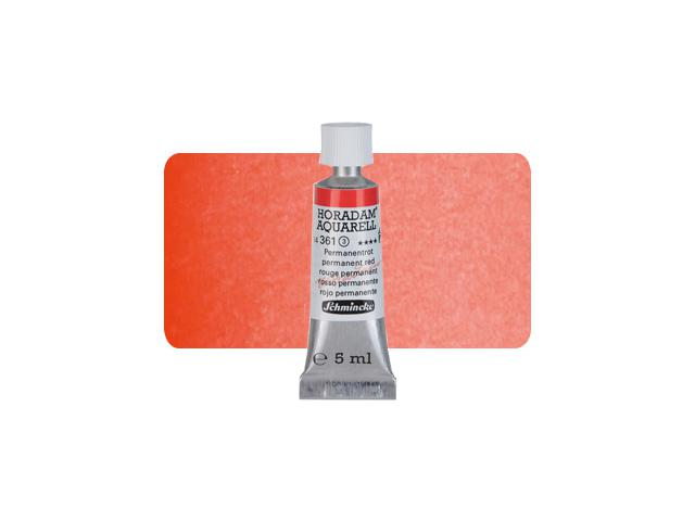 SCHMINCKE AQUAREL TUBE  5ML S3 PERMANENT ORANGE