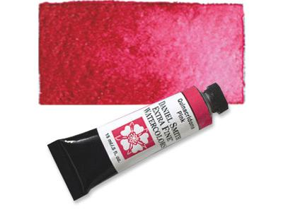 DANIEL SMITH WATERCOLOUR 15ML NR090 QUINACRIDONE MAGENTA S2