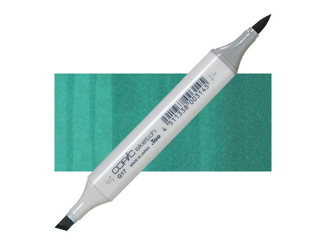 COPIC SKETCH MARKER FOREST GREEN COG17 1