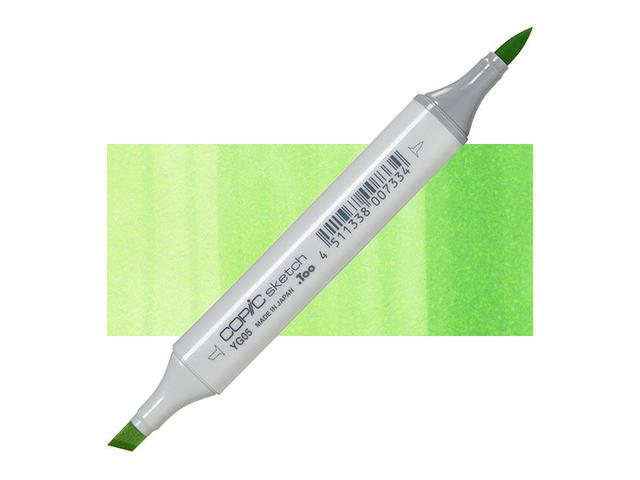 COPIC SKETCH MARKER YELLOWISH GREEN COYG06