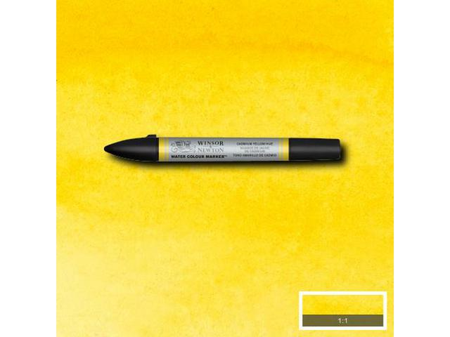 WINSOR & NEWTON WATER COLOUR MARKER S1 109 CADMIUM YELLOW HUE 1