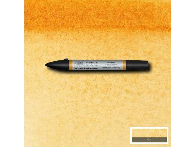 W&N WATER COLOUR MARKER S1-554 RAW UMBER