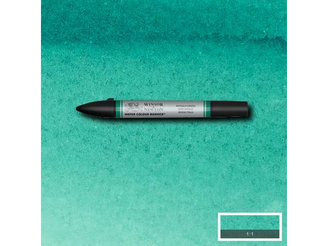 W&N WATER COLOUR MARKER S2-521 PHTHALO GREEN YELLOW SHADE