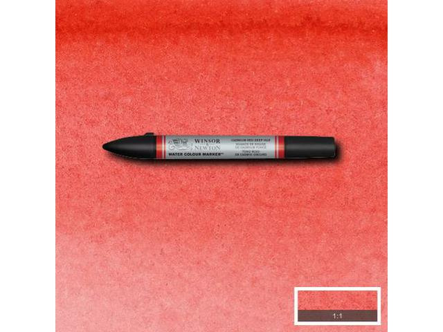 W&N WATER COLOUR MARKER S1-095 CADMIUM RED HUE
