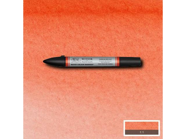 W&N WATER COLOUR MARKER S1-090 CADMIUM ORANGE HUE