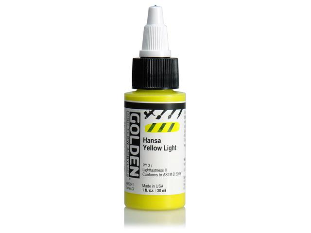 GOLDEN HIGH FLOW ACRYL 30ML S4 TURQUOISE (PHTHALO)