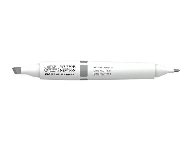 W&N PIGMENT MARKER 151 NEUTRAL GREY 5