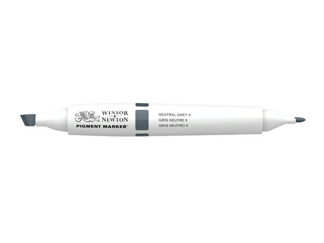 W&N PIGMENT MARKER 156 COOL GREY 6