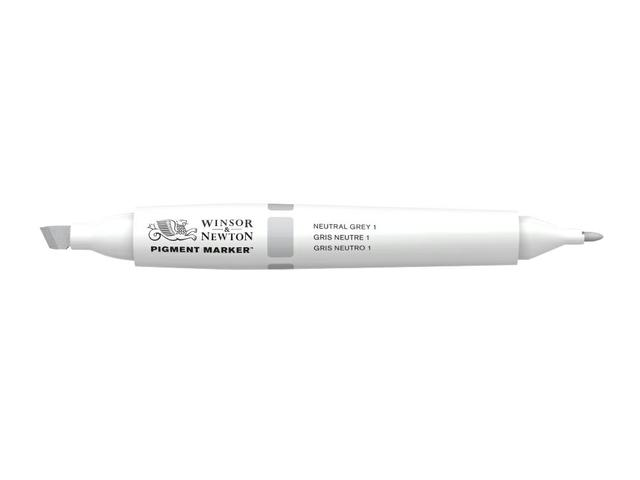 W&N PIGMENT MARKER 158 COOL GREY 4
