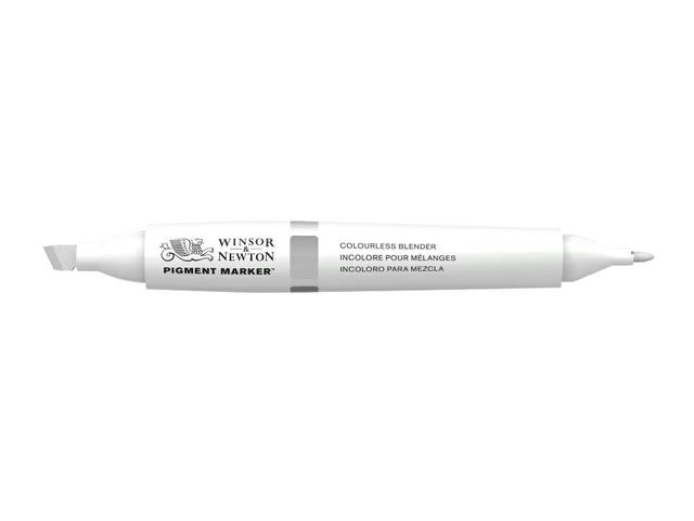 W&N PIGMENT MARKER 163 WHITE BLENDER