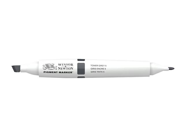 W&N PIGMENT MARKER 132 WARM GREY 3