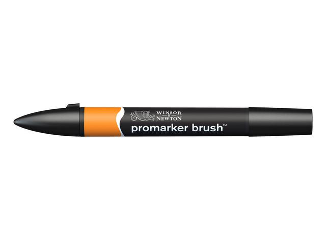 W&N BRUSH MARKER R455 RUBY