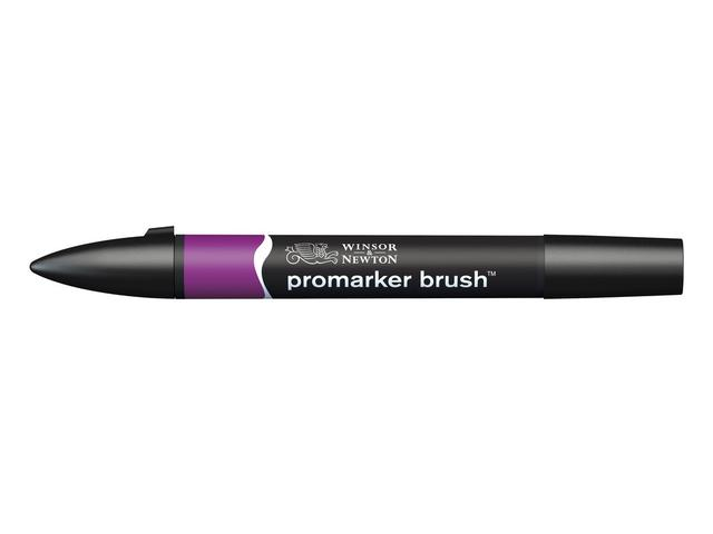 W&N BRUSH MARKER R735 FIREBRICK