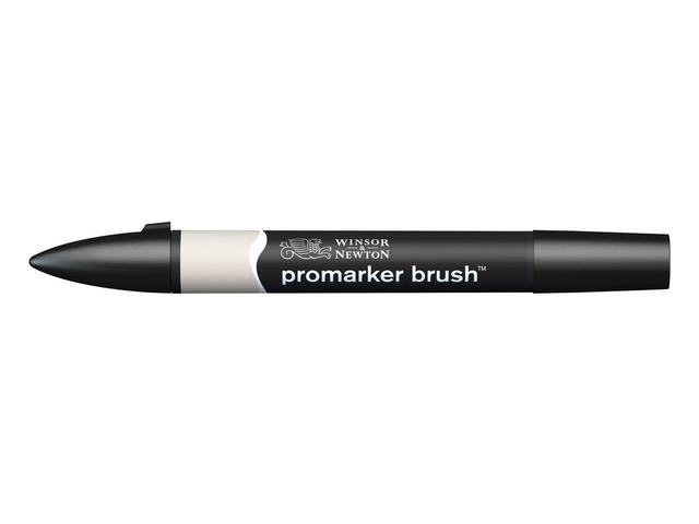 W&N BRUSH MARKER WG2 WARM GREY 2