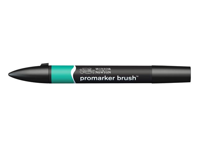 W&N BRUSH MARKER R946 BURNT ORANGE