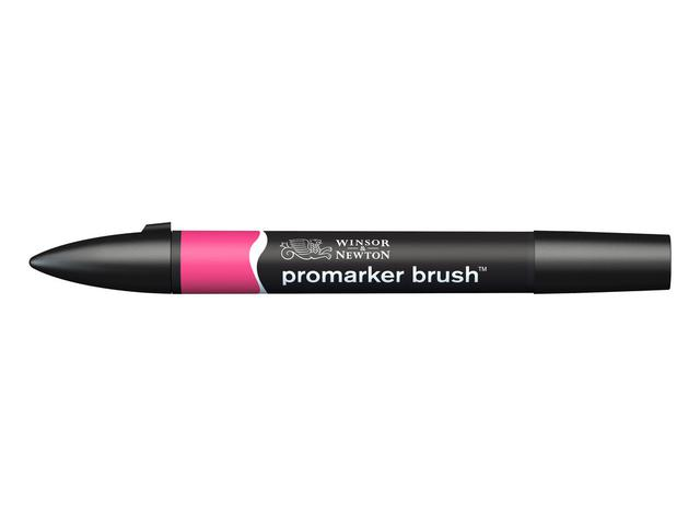 W&N BRUSH MARKER O177 BRIGHT ORANGE