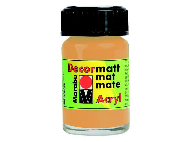 MARABU DECORMATT 15ML 782 METALLIC ZILVER
