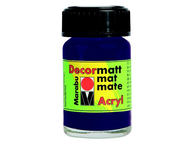 MARABU DECORMATT 15ML 034 BORDEAUX