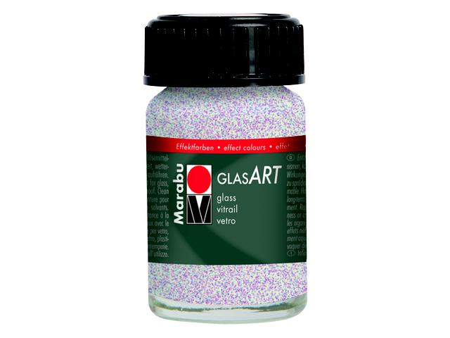 MARABU GLASART 15ML GLITTERGOUD 584
