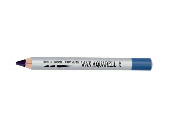 KIN WAX AQUAREL PASTEL POTLOOD DONKEROKER