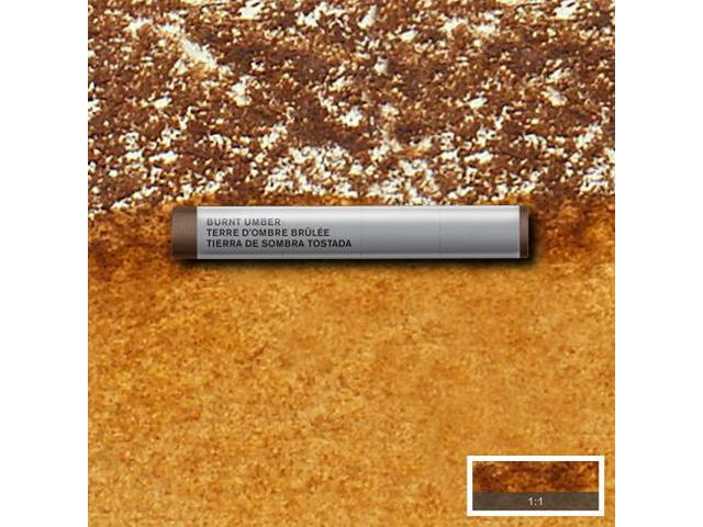 W&N WATER COLOUR STICK S1 074 BURNT SIENNA