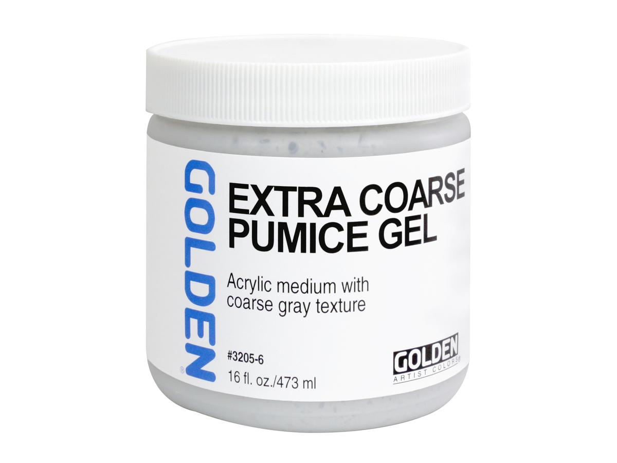 GOLDEN XTRA COARSE PUM.GEL 3205 473ML 1