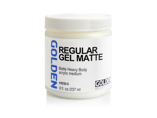 GOLDEN REGULAR GEL MATTE 3030 237ML 1