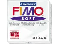 FIMO SOFT BOETSEERKLEI 00 56GRAMS WIT