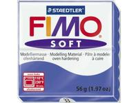 FIMO SOFT BOETSEERKLEI 33 56GRAMS BRILLIANTBLAUW