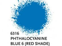 LIQUITEX SPRAY PAINT 400ML BUS PHTALO BLUE 6 (RED SHADE)