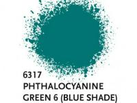 LIQUITEX SPRAY PAINT 400ML BUS PHTALO GREEN 6 (BLUE SHADE)