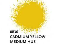LIQUITEX SPRAY PAINT 400ML CADMIUM YELLOW MEDIUM HUE