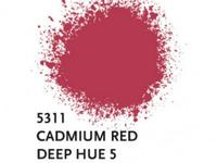 LIQUITEX SPRAY PAINT 400ML BUS CADMIUM RED DEEP HUE 5