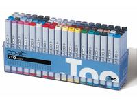 COPIC MARKERSET AD SET II 72STUKS 20075161