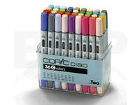 COPIC CIAO MARKERSET 36-DELIG C