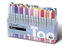COPIC CIAO MARKERSET 72-DELIG A