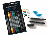 COPIC CIAO SET 5+1 (MULTILINER) BRIGHTS