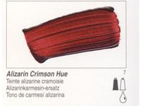 GOLDEN ACRYLVERF 59ML 1450 S7 ALIZARIN CRIMSON HUE