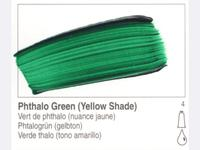 GOLDEN OPEN ACRYLIC 59ML 7275 S4 OPEN PHTALO GREEN (YEL.SH)