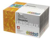 LASCAUX GOUACHE SET GROOT 85ML (12X85ML) 3320
