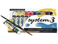 Photo: DR INTRODUCTION SET SYSTEM 3 10 X 22 ML