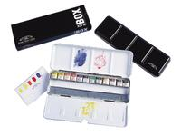 WINSOR & NEWTON BLACKBOX 12X1/2N +12XLEEG