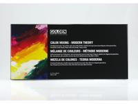 GOLDEN COLOR MIXING SET MODERN THEORY 8X59ML HEAVY BODY