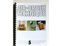 AIRBRUSH-TECHNIK GLAS 5